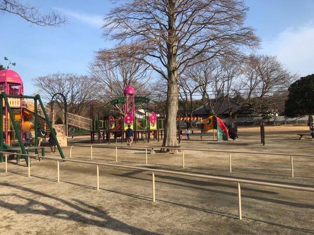 阿漕ヶ浦公園の遊具