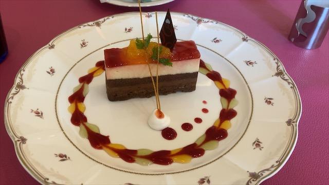 越谷ヴェッロカンパーニャのケーキ
