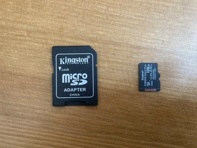 switch用にmicroSDカードを購入